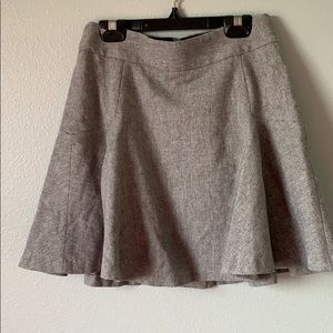 Wool Banana Republic skirt!